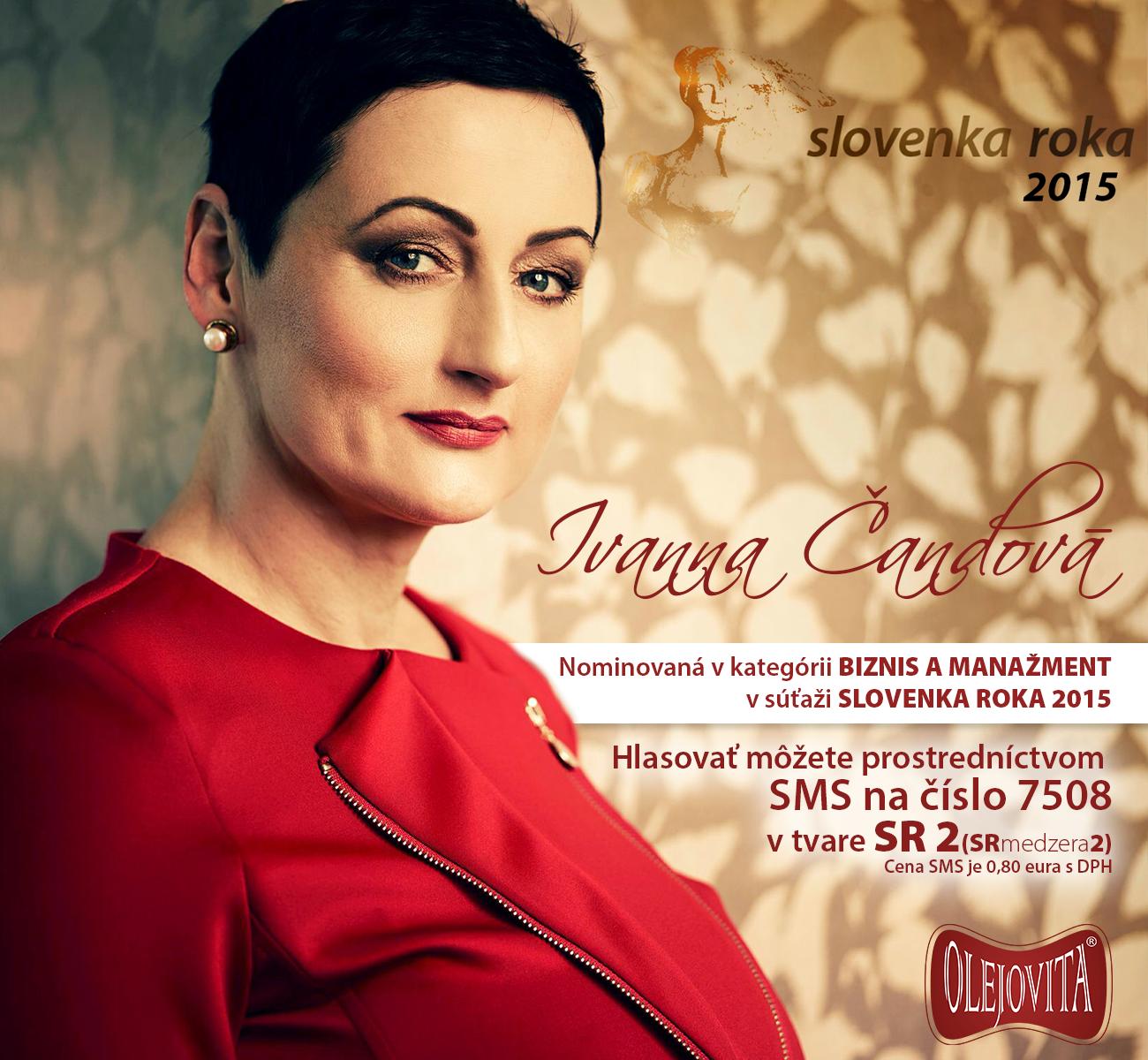 Ivanna Čandová